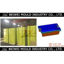 Professional OEM Plastic Fish Crate Mould