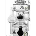 Tubes d'eau à fumer en verre à cristal Lookah Hookah scientifique (ES-GB-461)