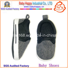 2014 Latest Design Soft Sole Fashion Boys Baby Leisure Shoes