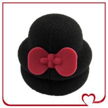 Rouleau à cheveux en forme de chapeau Rouleau à cheveux éponge bricolage