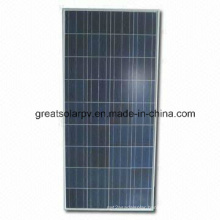 High Efficiency 130W Poly Solar Panel with Favorable Manufactures in China
