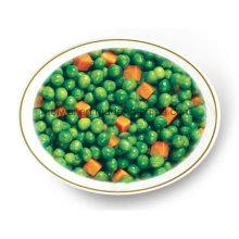 Овощные консервированные овощи (зеленый горошек + морковь)