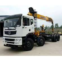 8*4 12 Wheels 20 Tons Crane Truck