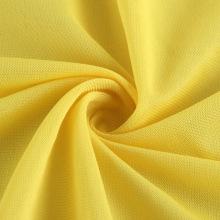 Nouveau tissu tricoté confortable un côté tissu brossé
