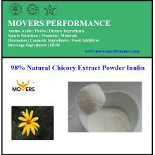 98% natürliches Chicorée-Extraktpulver Inulin