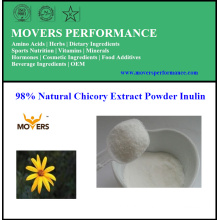 98% Extrait naturel de chicorée Inuline en poudre