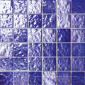 Glazed Surface Color Mixed Swimming Pool Mosaic
