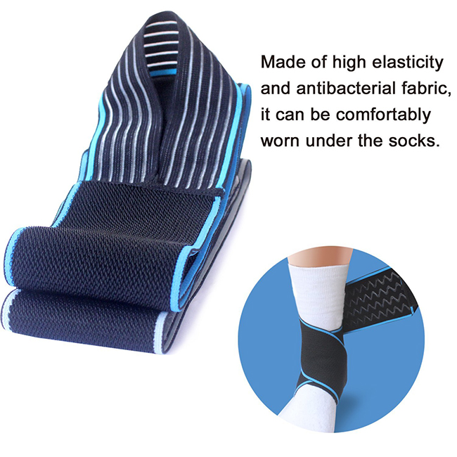 comfortable ankle support