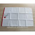 Wholesale alibaba custom printed linen tea towel waffle printed dish towels cotton waffle weave pique kitchen tea towels