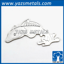 factory made fish plate metal crafts