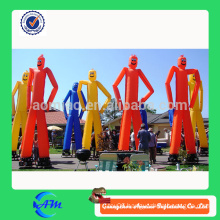 ustom Inflatable Advertising Air Dancer / Two Legs air dancer man