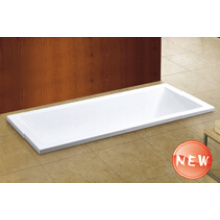Cupc New Simple Drop-in Bathtub