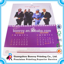 2018 & 2019 custom wall & table calendar printing