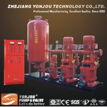 Bomba del sistema del agua de la lucha contra el fuego de Yonjou (WZG)
