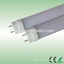 SMD 2835 led tube rotatable caps
