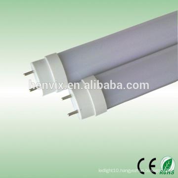 SMD 2835 led tube rotatable caps