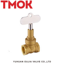 "1/2"" inch Inch of Brass Gate Valve With Lock"