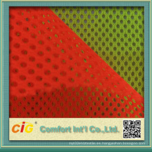 Fabricación Tejido de malla para chaleco de seguridad reflectante