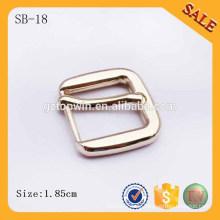 SB18 Mode Schuhe Zubehör benutzerdefinierte Metall Gürtelschnalle