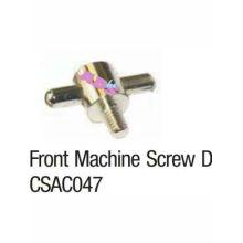 Agarre delantero tornillo de la máquina D para la máquina del tatuaje / arma