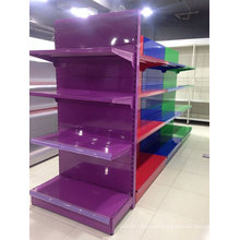 High Quality Steel Supermarket Shelf