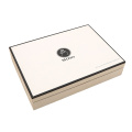 Base and Lid Cloth Cardboard Rigid Gift Box