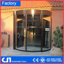 Office Hotel Automatic Arc Door Keep Warm