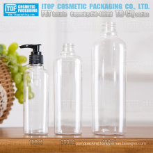 TB-CQ Series 150ml 200ml 400ml beautiful high quality raw material good technique eco-friendly blowing pet bottle