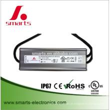 120 W ac-dc 12 V 10A tensão constante 0-10 v escurecimento led driver