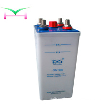 nickel cadmium battery 200ah for power substation