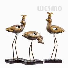 Resin Crane Table Top Statues (WTS002A&B&C)