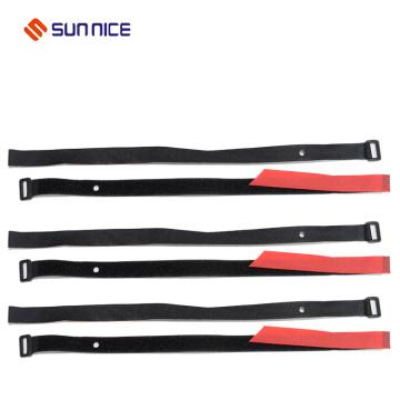 Nylon Klettbänder für Kabel und Kabel Paket