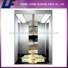 Cheap Hairline Stainless Steel Panel Passenger Elevator
