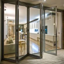Поставщик Китая двери для складные деревянные двери (фут-Д75)