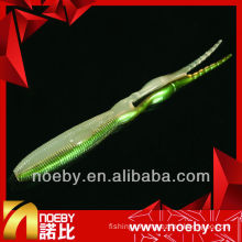 NOEBY double-color PVC fishing bait scent soft gt lures