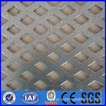14.2mm Thick Perforated Metal Mesh