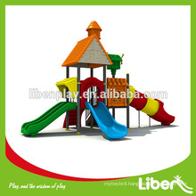 outdoor plastic slide / outdoor playgrounds kids spiral slide / outdoor playground equipment slides