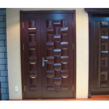 Puerta de madera (HDA)