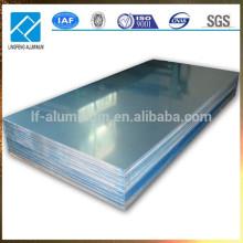 Hoja en aleación de aluminio de la serie 7000 con alta calidad