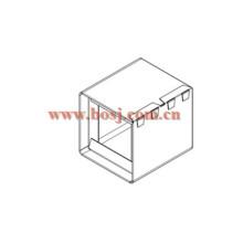 HVAC System Voll-Automatik Rauch Auspuff & Feuer Beweis Damper Roll Forming Produktionsmaschine Myanmar