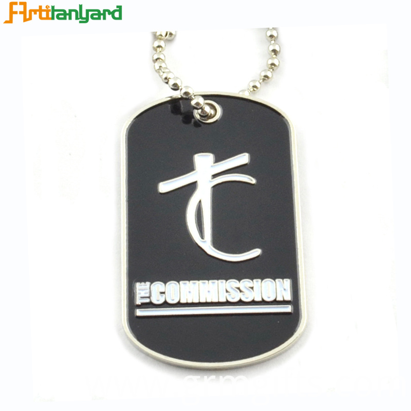 Customized Dog Tag For Men