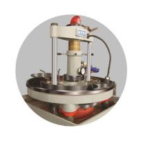Máquina piscando bola de aço vertical para venda