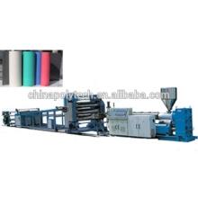 2014 fournir nouveau Type PC Polycarbonate ligne de Production/PC feuille faisant la Machine