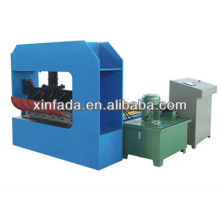 Roll que forma la máquina / que presiona y que dobla la máquina