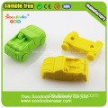 3D Neuheit Fruit Shaped Eraser