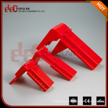 Elecpopular New Products Bloqueio de válvula de esfera de polipropileno durável ajustável