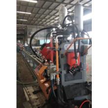 Máquina punzonadora y cortadora de ángulo de acero