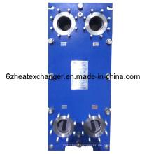 Plattenwärmetauscher für die chemische Industrie (gleich M15B / M15M)