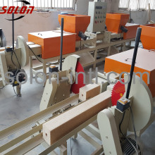 Kayu Pallet Block Making Machine
