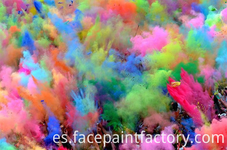 Holi Color Powder 1